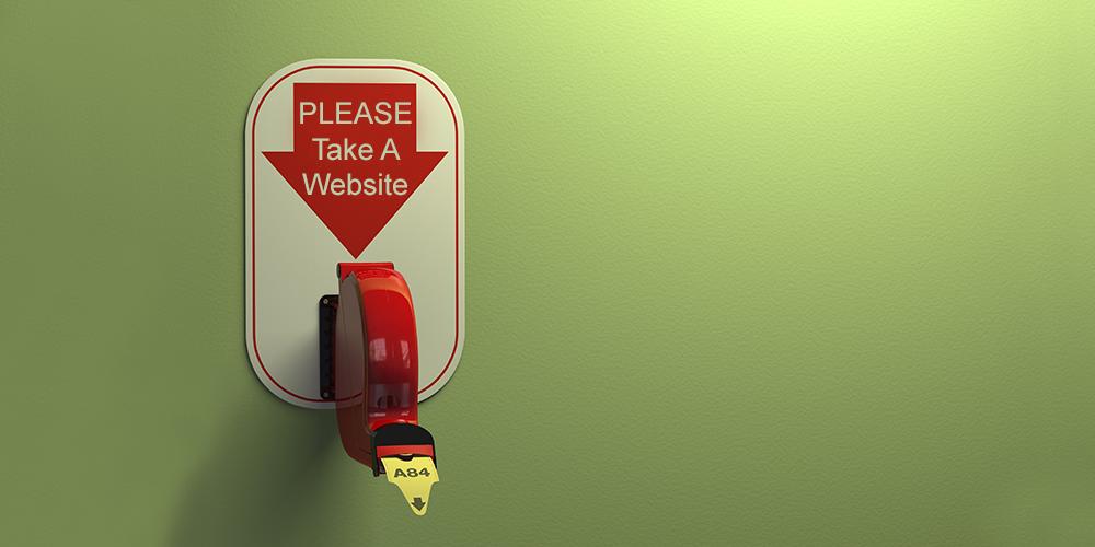 single-serve-websites