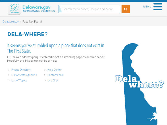 delaware government site