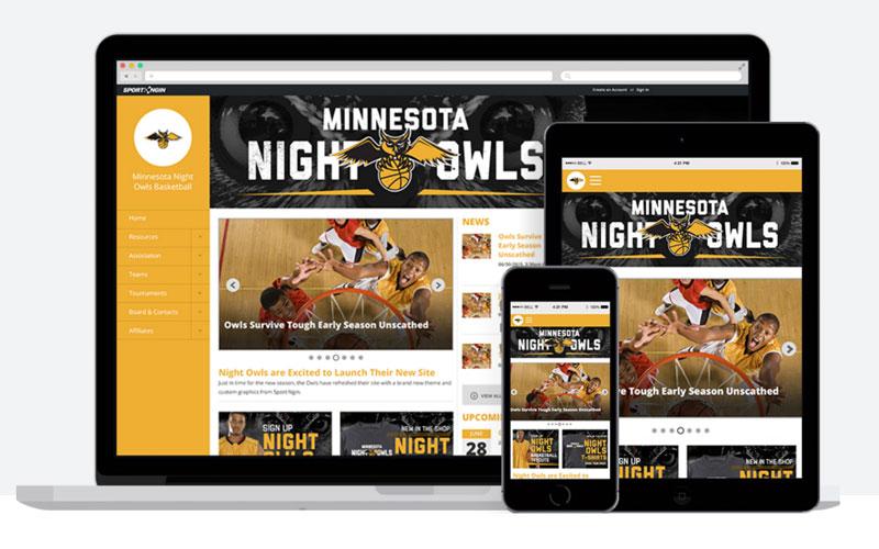 Sport Ngin Screenshot