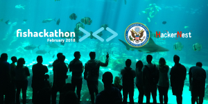 Fishackathon by HackerNest, Sponsored by Hover