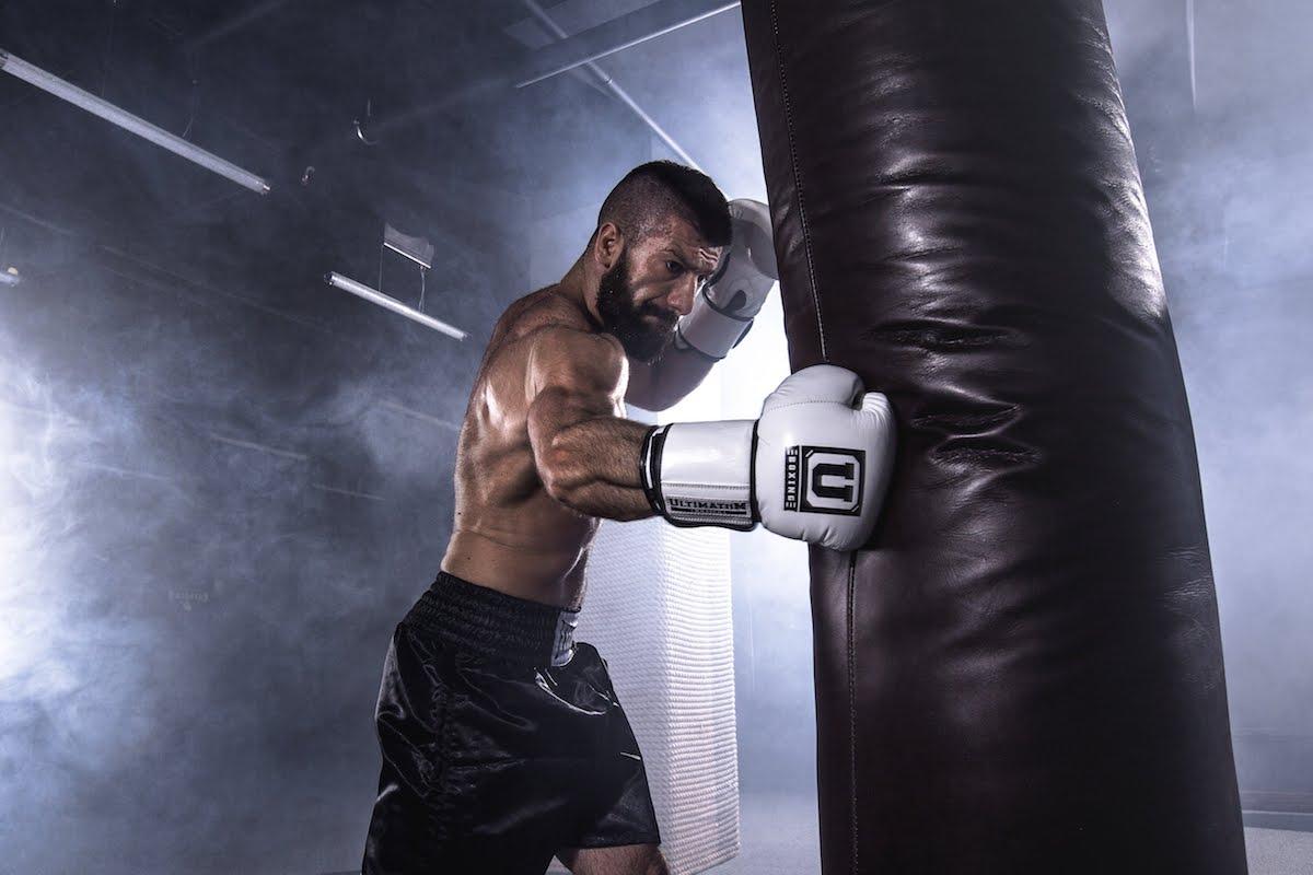 Misha De-Stroyev - Boxing 1