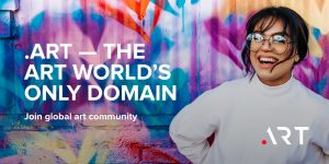 art domain name