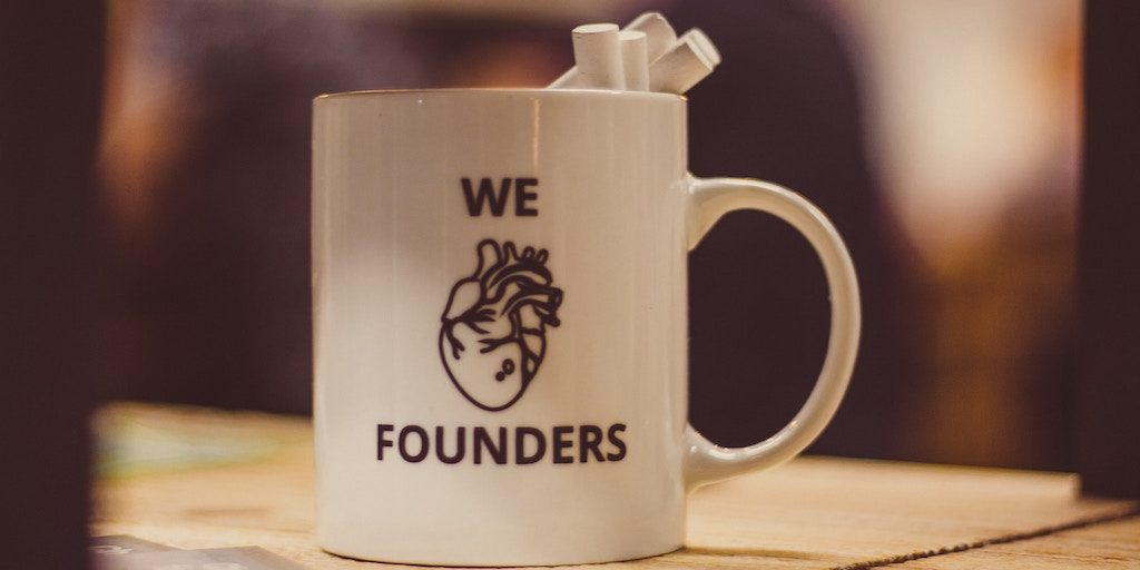 love technical founders