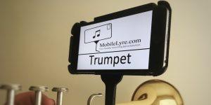music lyre